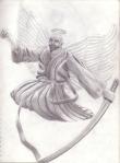 Samurai Angel