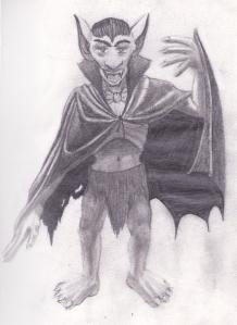 Goblin Vampire